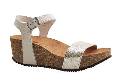 Compensée Nu Sandale Pour Reqins Femme Pieds De sCohQrxtdB