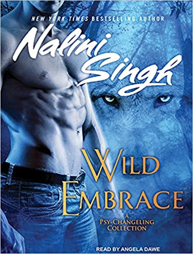 Book Wild Embrace: A Psy-Changeling Anthology
