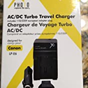Nuevo Decodificada Lp-e6 Lpe6 Batería para Canon 5d Mark Ii 7d