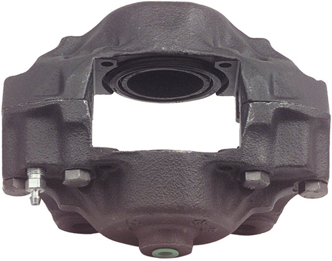 Unloaded Cardone 19-254 Remanufactured Import Friction Ready Brake Caliper
