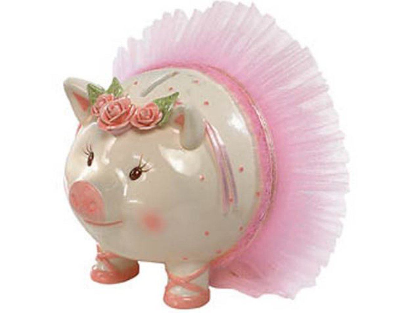 Mud pie ballerina piggy bank mud pie - Amazon Com Mud Pie Ballerina Kids Piggy Money Bank Hand Painted Ceramic 5 1 2 X 6 1 2 Baby