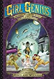 """Girl Genius The Second Journey of Agatha Heterodyne 4 Kings and Wizards"" av Kaja Foglio"