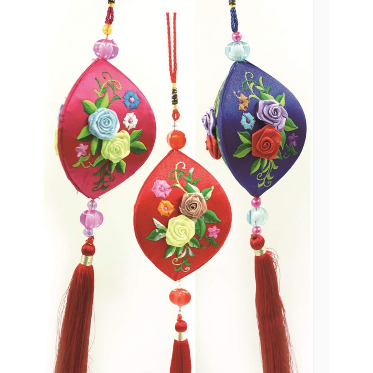 Yuxiong Sachets Handmade Living Room, Bedroom Pendants (Color : Blue) by Yuxiong (Image #2)