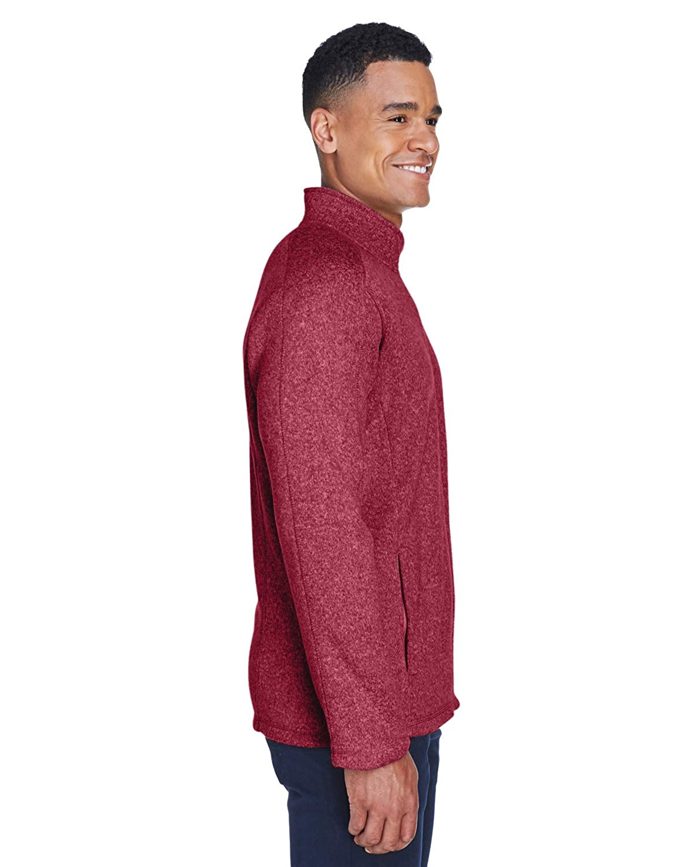 Devon /& Jones DG793 Mens Bristol Full-Zip Sweater Fleece Jacket
