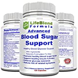 Reliable Blood Sugar Control -120 Caps- Support Healthy Blood Glucose Levels | Heightens