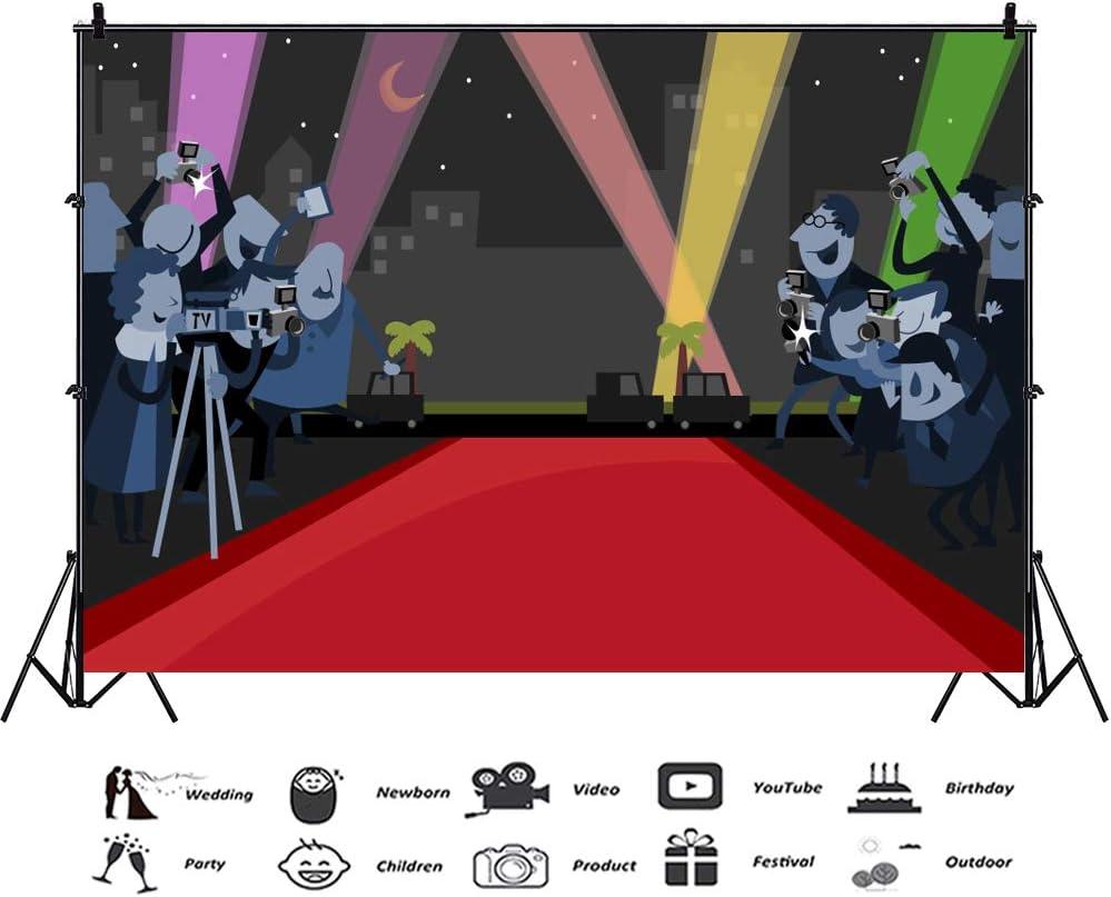 Csfoto Hintergrund Für Fotogarphie Film Premiere Decor Kamera