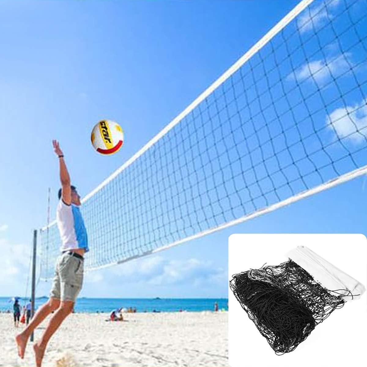 Cozylkx Volleyball Net Set Net For Tennis Volley Ball Badminton Pickleball Handball Outdoor Indoor Beach Volleyball Accessories Nets Amazon Canada