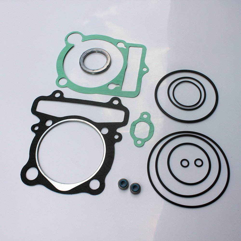 KIPA Head Gasket Kit for YAMAHA Big Bear 350 Kodiak 400 Raptor 350 Warrior 350 Wolverine 350 YFM350 YFM350X YFM350U YFM350R YFM350FX ATV Quad