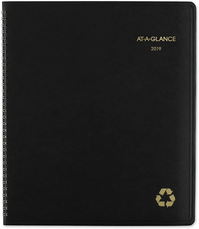 AT-A-GLANCE 2019-2020 Monthly Planner, 9