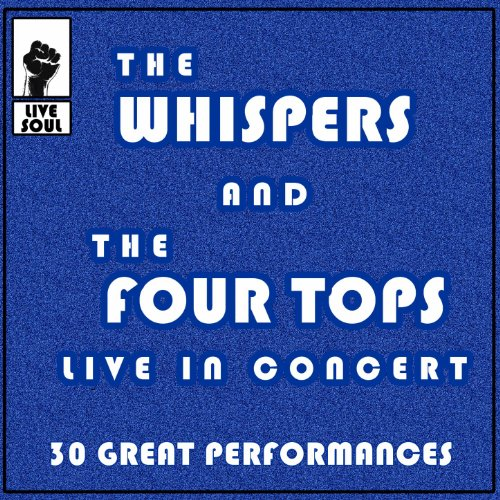 The Whispers and The Four Tops...