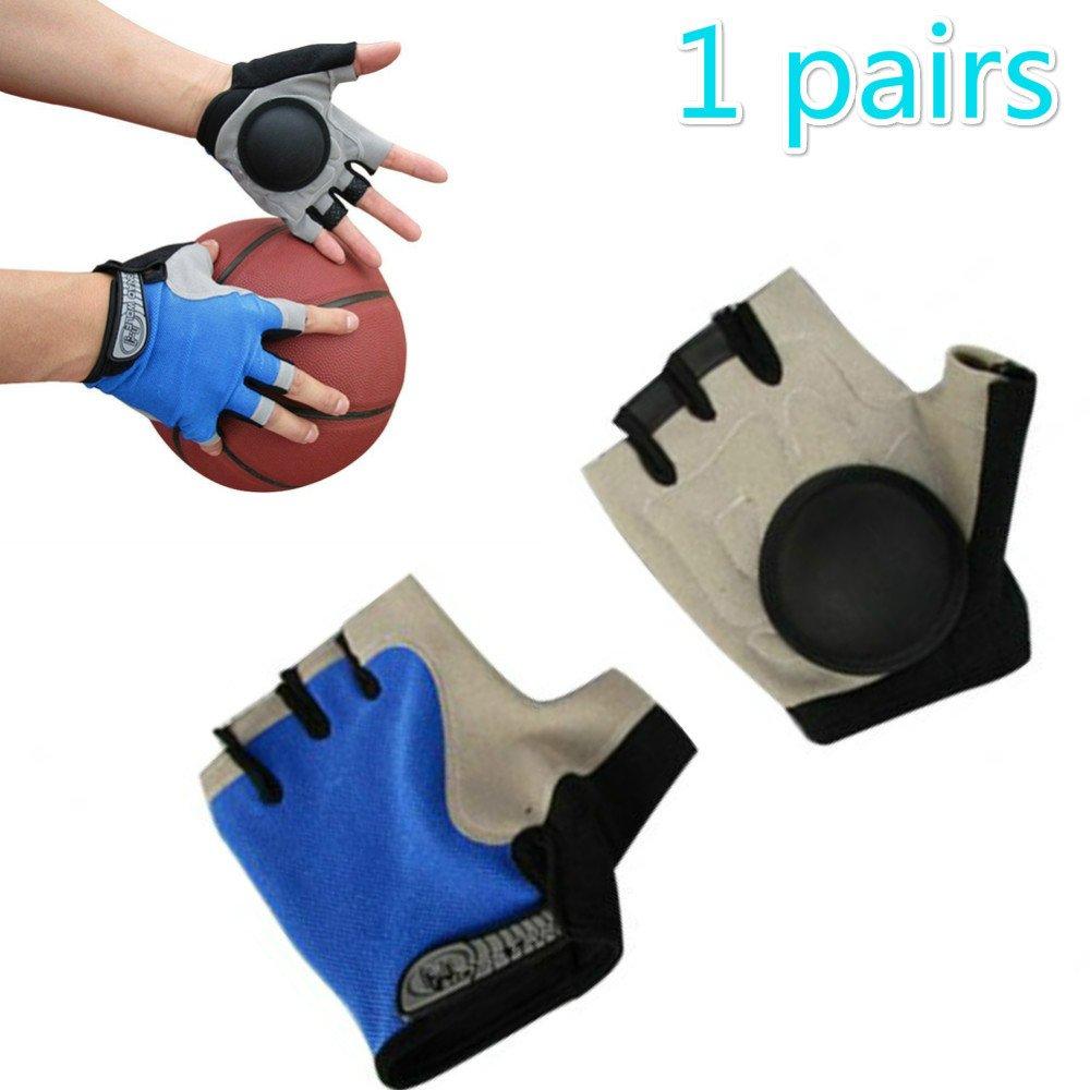 2019最新のスタイル ensheyバスケットボールPro gloves- gloves- Handling Dribble B07F8Q79V3 Handling Ball Hogトレーニング練習Aidハンドグリップ1ペア B07F8Q79V3, ミナカミマチ:ffd96886 --- a0267596.xsph.ru