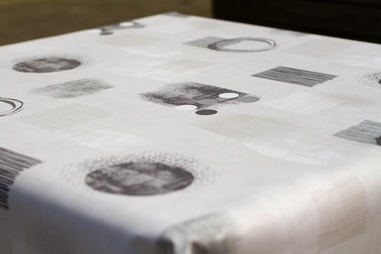 largeur:140 cm Nappe Toile cirée imprimée épais:0,25 mm