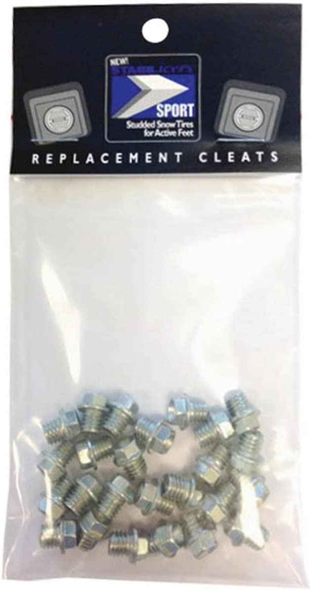 STABILicers Replacement Cleats – 25 Pack