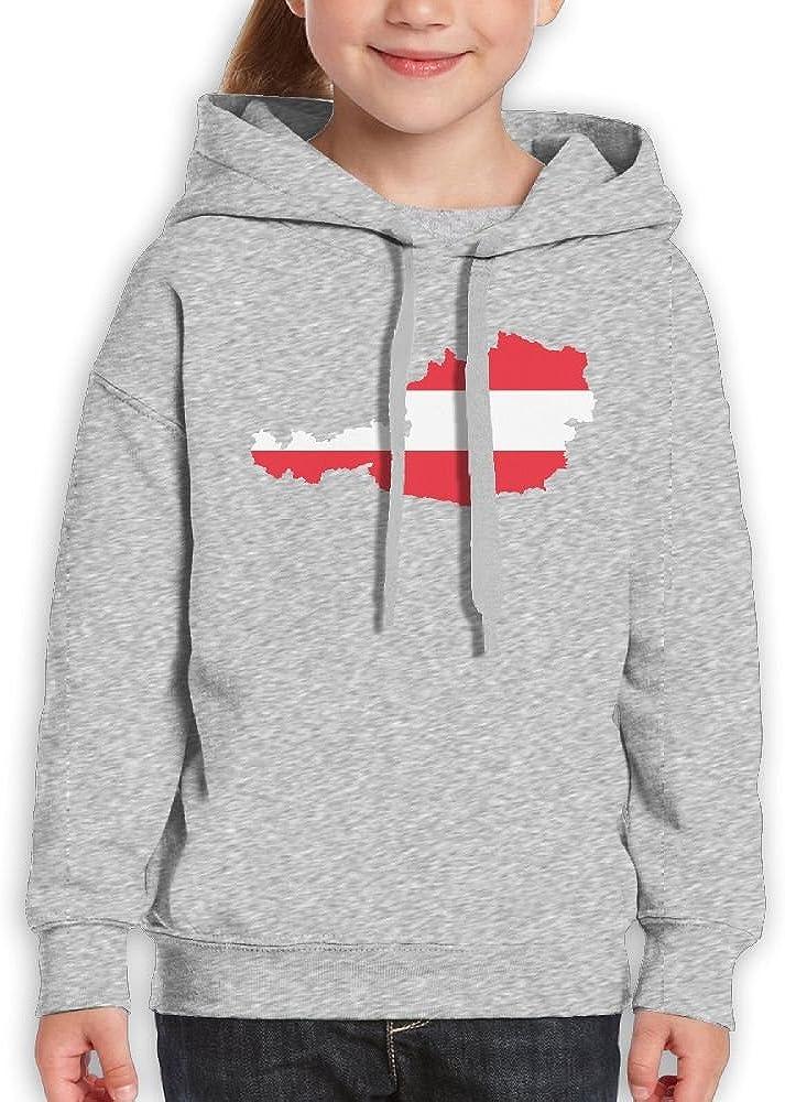 DTMN7 Austria Fashion Printed O-Neck Sweatshirt For Girl Spring Autumn Winter