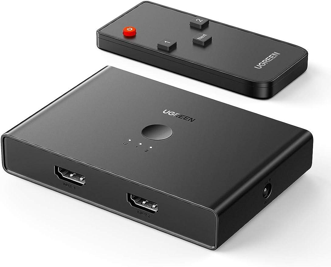 HDMI-Buchse 4K Video Converter Adapter Switch Verteiler HDMI-Stecker auf VGA