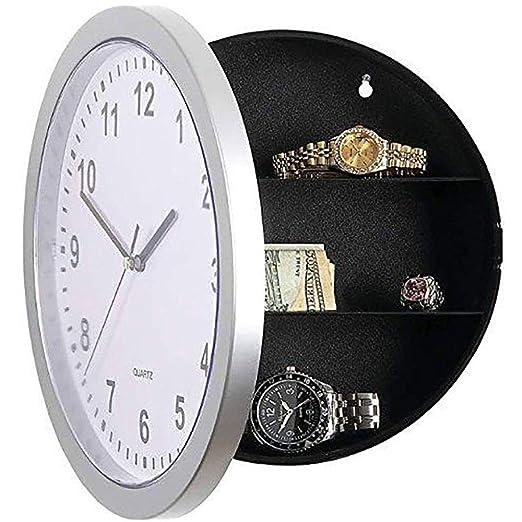 Alijo Oculto Seguro Pared Reloj Guay Raro Artilugio Navidad ...