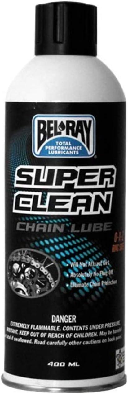 Bel-Ray Super Clean Chain Lube - 400ml. Aerosol 99470-A400W