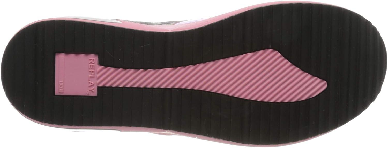 Replay Women's Low-Top Sneakers Pink Pink 44