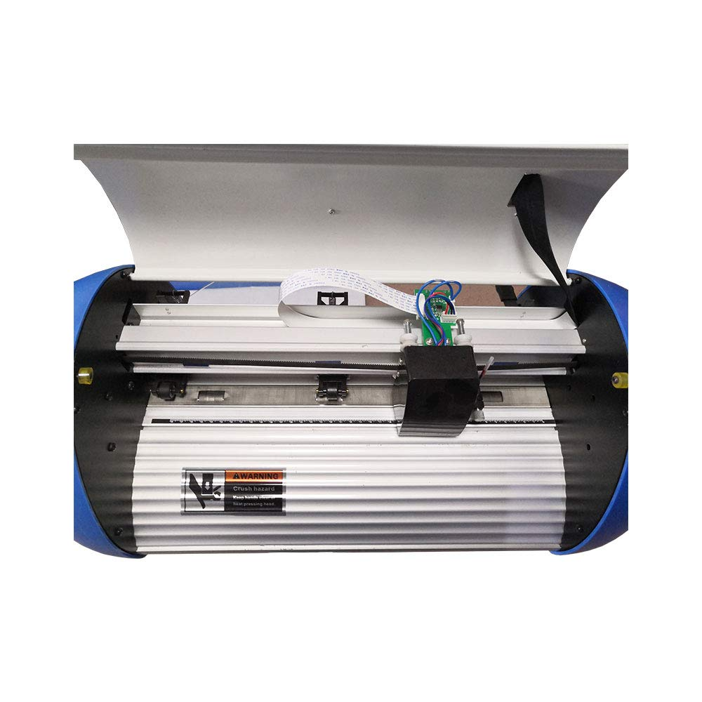 Vinyl Cutter 12'' Multi-Point Automatic Patrol Contour Cutting Plotter- US Stock by QOMOLANGMA (Image #1)