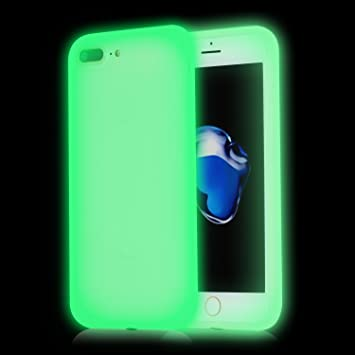super popular 9dbef ce0af iPhone 7 Plus Case,Walcase Luminous Silicone Gel: Amazon.in: Electronics