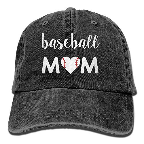 HHNLB Baseball Mom 1 Vintage Jeans Baseball Cap for Men and Women
