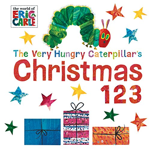 The Very Hungry Caterpillar's Christmas 123 (The World of Eric