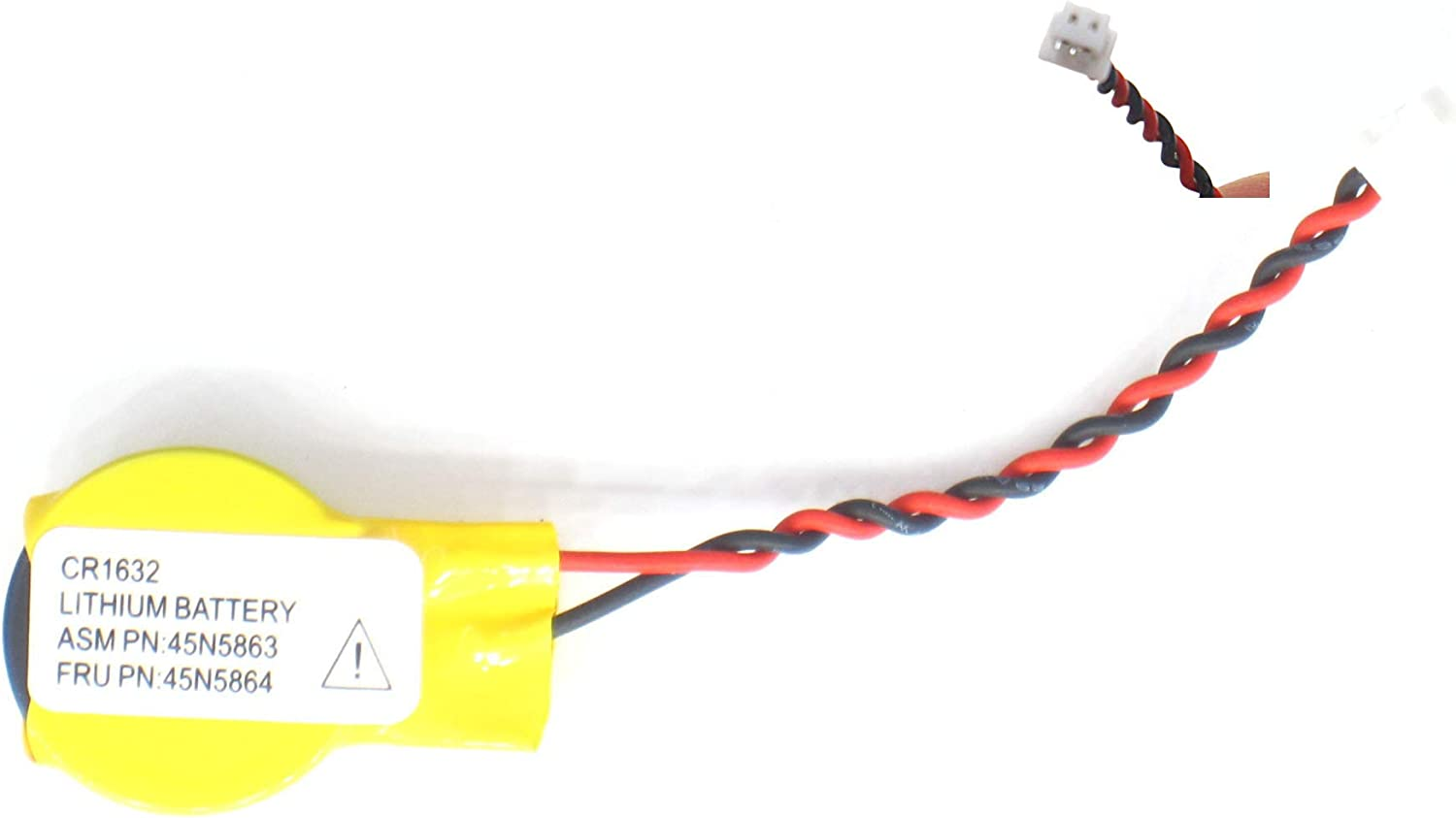 Replacement CMOS Battery for Lenovo Thinkpad X300 X301 X220 X220i X230 X230i X240 X240i X250 X260 X270 Yoga S1