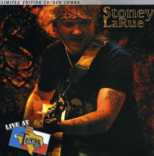 Stoney LaRue - Live at Billy Bob's Texas (Limited Edition w/DVD) by Smith Music Group