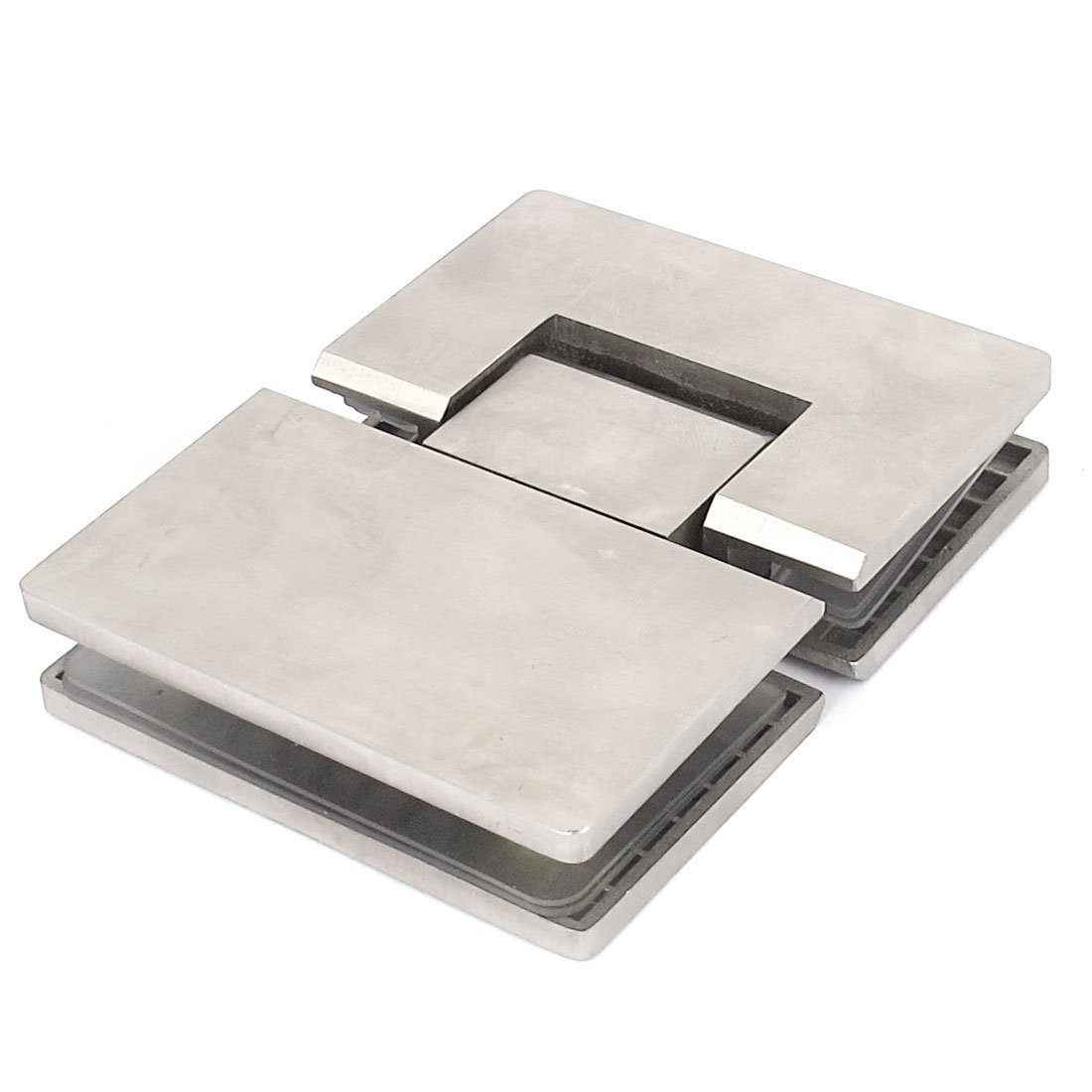 eDealMax 9 mm grueso del acero inoxidable 304 del baño de ...