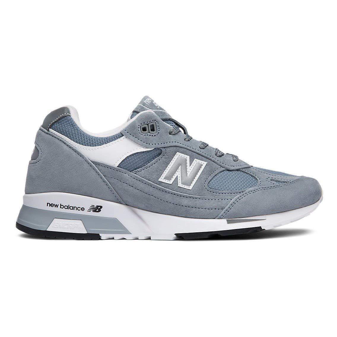 New Balance Made in England Schuhe Herren Turnschuhe Turnschuhe Grau, Größenauswahl 43 (9.5 US)