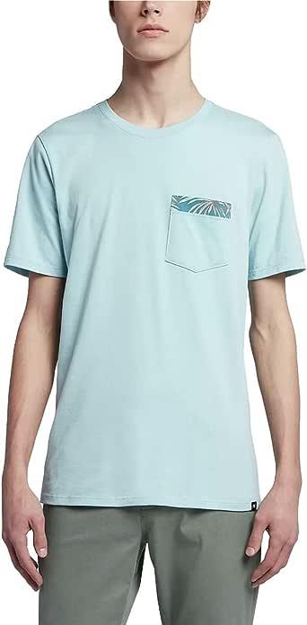 Hurley Mens Floral Pkt T-Shirt