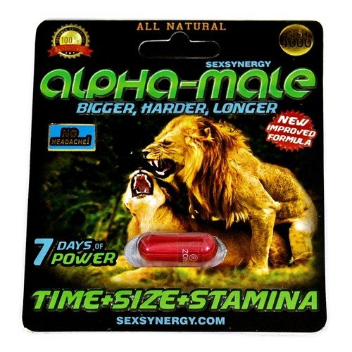 male sexual performance enhancement