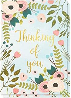 Amazon assorted pack of 25 wall street greetings financial 48 pack thinking of you note cards bulk box set blank on the m4hsunfo