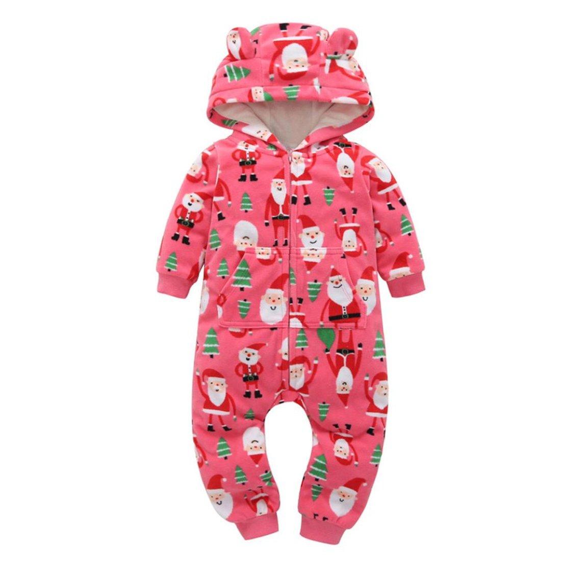Switchali Noël Manches longues filles bébé pyjama Vêtements pour enfants Costumes 2 Piece Sleepwear Switchali-0238