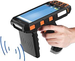 BQ-7100U Asset Management Data Terminal,1D Honeywell Barcode Scanner,3-7 Meters UHF RFID Reader,SDK Available for Software Integration