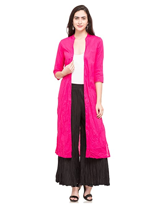 noveldesign new styles fair price Globus Open Front Long Shrug: Amazon.in: Clothing & Accessories