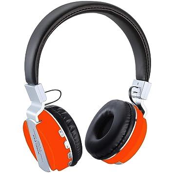 TaoQi Auriculares Bluetooth, Auriculares Deportivos inalámbricos ...