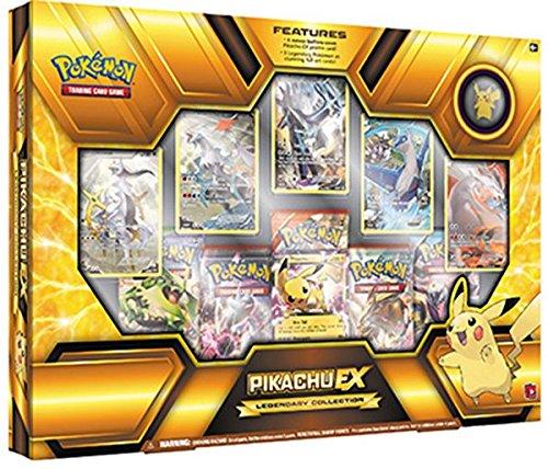 Pokemon TCG Pikachu EX Legendary Premium Collection Box Sealed ()