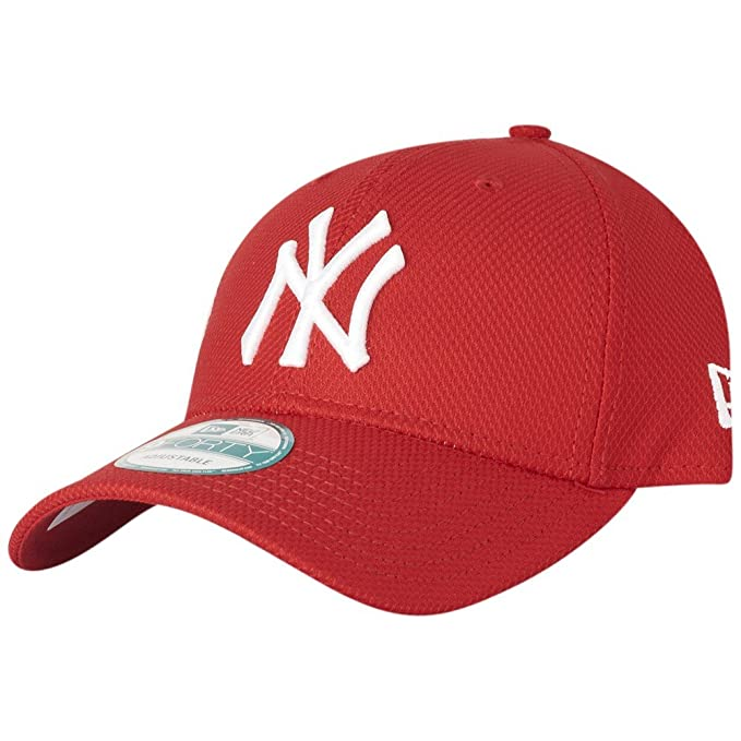 Cappellino New Era - 9Forty Mlb Core Diamond New York Yankees rosso bianco  formato  Regolabile  Amazon.it  Abbigliamento 5ab997bd2807