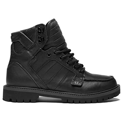 2c2e72a657 Amazon.com   Supra - Skyboot Black FG Waterproof Boots   Boots
