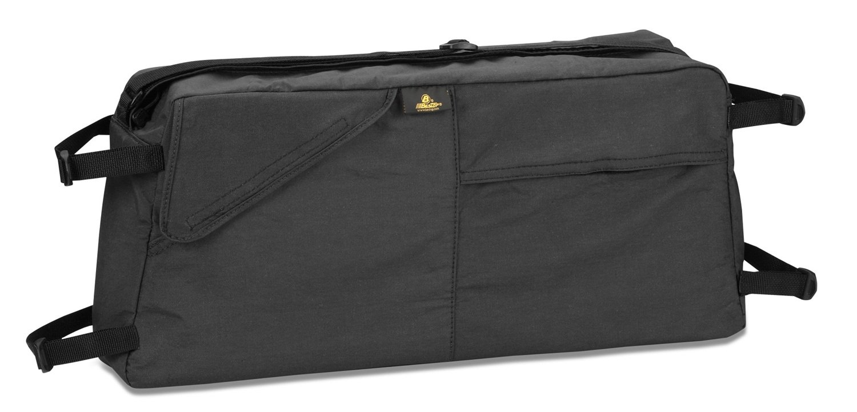 Bestop 54108-15 RoughRider Black Denim Saddle Bag for 1992-2006 Wrangler