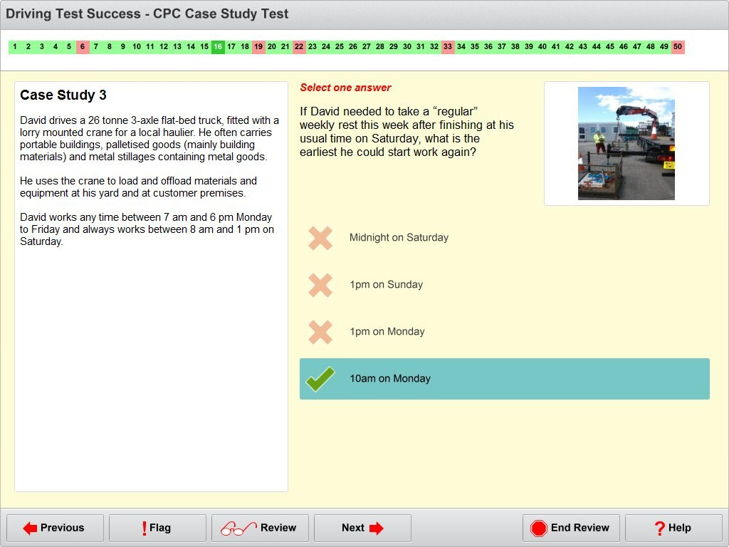 Driver CPC Case Study Test on the App Store eBay