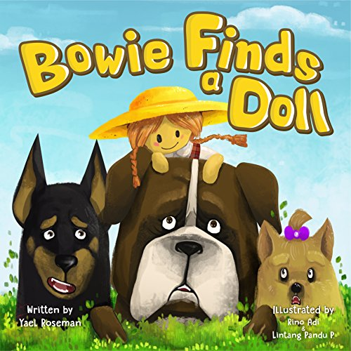 Bowie Finds A Doll by Yael Roseman ebook deal