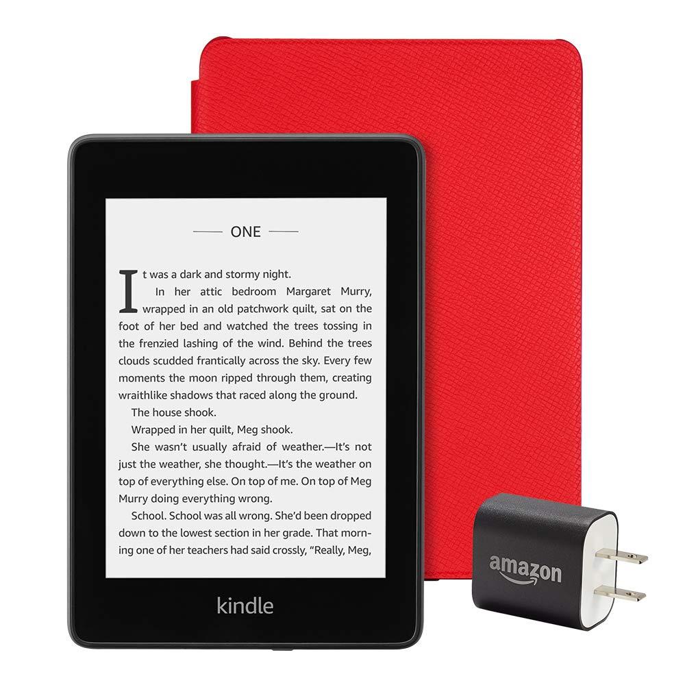 Amazon.com: Kindle Paperwhite Essentials Bundle including ...