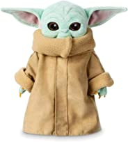 URCreative 12 inch The Child Yoda Stuffed Baby Yoda Plush Toys for Kids, Clothing Removable Doll