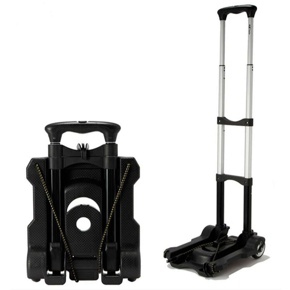 DS-ZF Aluminum alloy Heavy Duty Folding and Portable Luggage hand truck Cart