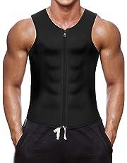 a2c30eec31 Litthing Chaleco Faja Reductora Adelgazante Camiseta Termica de Sauna  Deportivo Reductora Compresión Desarrollo Muscular Quema Grasa