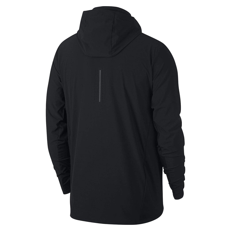 b3eb2ed211dcca Nike Men's Swift Track Running Jacket at Amazon Men's Clothing store: