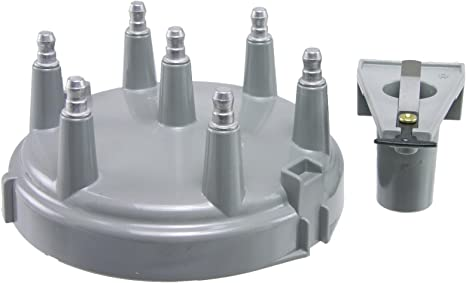 Distributor Cap and Rotor Kit WVE BY NTK 3D1158
