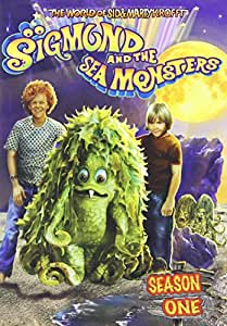 Sigmund & the Sea Monsters: Season 1